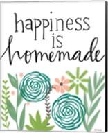 Happiness is Homemade Fine-Art Print
