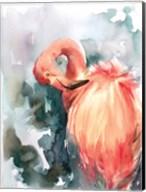 Pink Flamingo Fine-Art Print