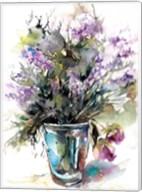 Lavender Still Life Fine-Art Print