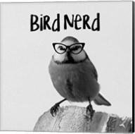 Bird Nerd - Blue Tit Fine-Art Print
