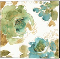 My Greenhouse Roses II Fine-Art Print