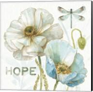 My Greenhouse Flowers Hope Fine-Art Print