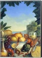 Mediteranean Still Life Fine-Art Print