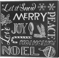 Christmas Wrap 1 Fine-Art Print