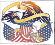 American Eagle Fine-Art Print