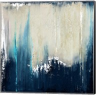 Blue Illusion I Fine-Art Print
