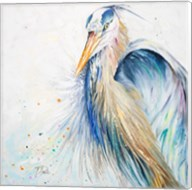 New Blue Heron II Fine-Art Print