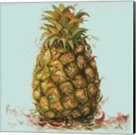 Contempo Pineapple Square II Fine-Art Print