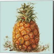 Contempo Pineapple Square I Fine-Art Print