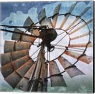 In The Wind Fine-Art Print