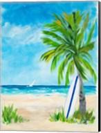 Tropical Surf I Fine-Art Print