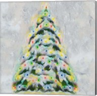 Jolly Christmas Tree Fine-Art Print