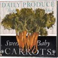 Vegetable Farm Fresh II Fine-Art Print