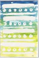 Watercolor Pattern IV Fine-Art Print
