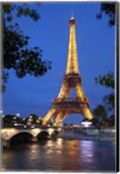 Eiffel Tower 3 Fine-Art Print