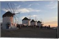 Windmills Fine-Art Print