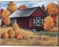 Americana Quilt Fine-Art Print