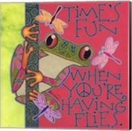Frog I Fine-Art Print