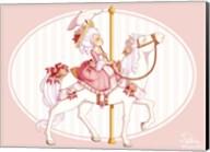 Carousel Pink Fine-Art Print