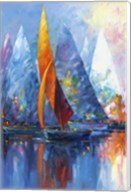 Sail Boats Fine-Art Print