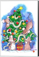 Oh Christmouse Tree! Fine-Art Print