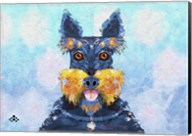 Scottie Dog LI Fine-Art Print