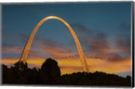 The Arch At Sunset Fine-Art Print