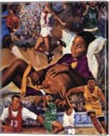 Dreaming Big (Basketball) Fine-Art Print