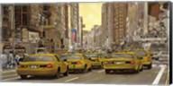Taxi a New York Fine-Art Print