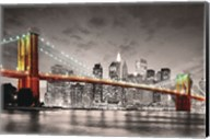 New York Brooklyn Bridge Fine-Art Print