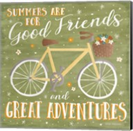 Summer Sunshine IV Fine-Art Print