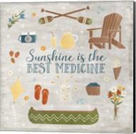 Summer Sunshine II Fine-Art Print