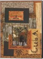 Memories of Cuba II Fine-Art Print