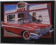 Cafe Car Fine-Art Print