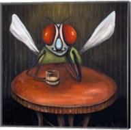 Bar Fly Fine-Art Print