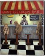 Monkey Business Fine-Art Print