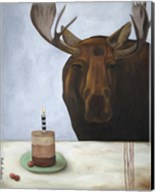 Chocolate Moose Fine-Art Print