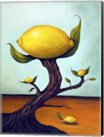 Lemon Tree Surreal Fine-Art Print