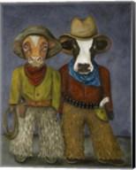 Real Cowboys Fine-Art Print