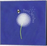 Best Wishes Dandelion Fine-Art Print