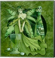 Absinth Fairy Fine-Art Print