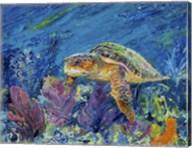Loggerhead Turtle Fine-Art Print