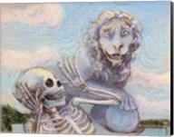 Ahh! Scary! Fine-Art Print
