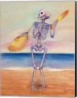 Skelly Dancer No. 10 Fine-Art Print