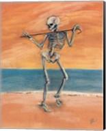 Skelly Dancer No. 11 Fine-Art Print