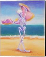 Skelly Dancer III Fine-Art Print