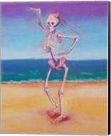 Skelly Dancer IV Fine-Art Print