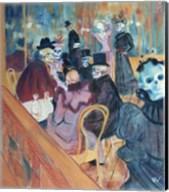 Au Moulin Skelly Fine-Art Print