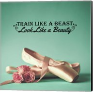 Train Like A Beast Color Fine-Art Print