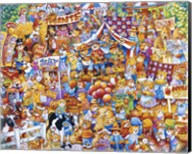 Teddy Bear Fair Fine-Art Print